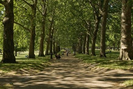 London.......Green Park