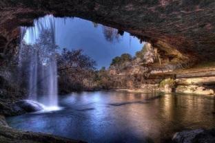 Hamilton Pool, Austin TX