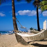 Puerto Rico San Juan Verde Beach